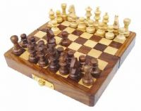 Chessgame wooden