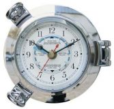 Bulleye Tide Clock chromed